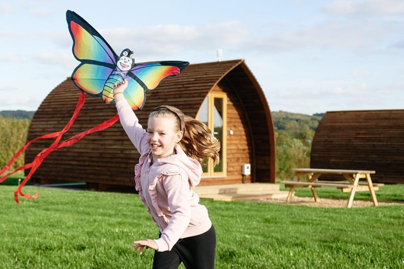Win £150 Wigwam® Holidays Glamping Voucher