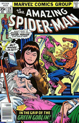 Amazing Spider-Man #178, the Green Goblin