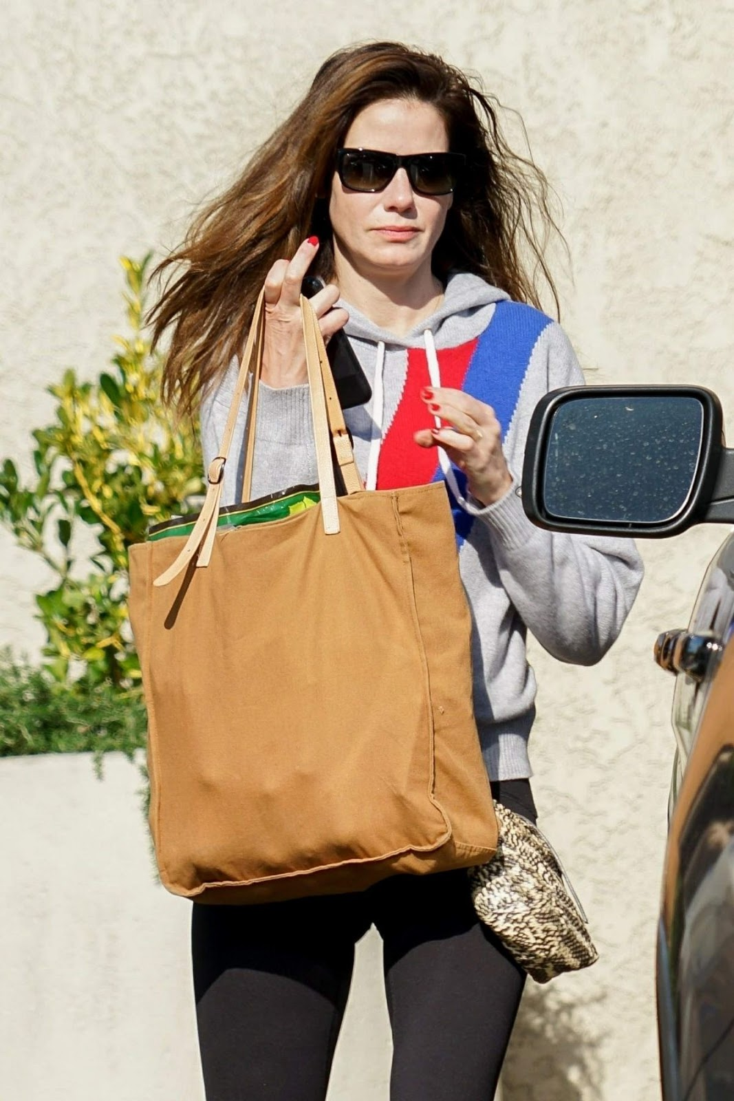 pictures Michelle monaghan shopping in beverly hills