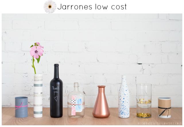 jarrones low cost