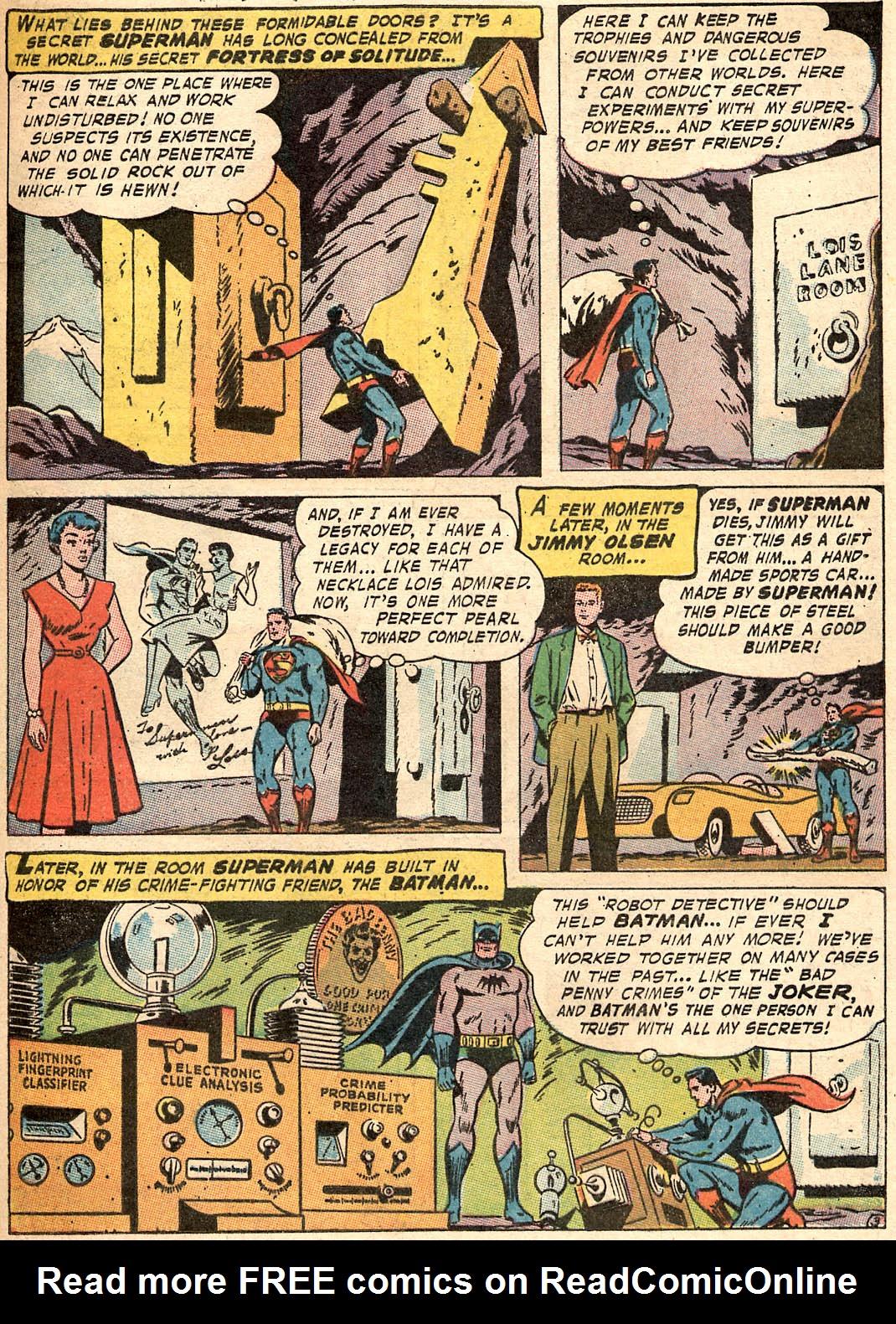 Read online World's Finest Comics comic -  Issue #173 - 25