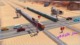 تحميل لعبة قيادة القطار للاندرويد  Train Simulator by i Games Apk 2017
