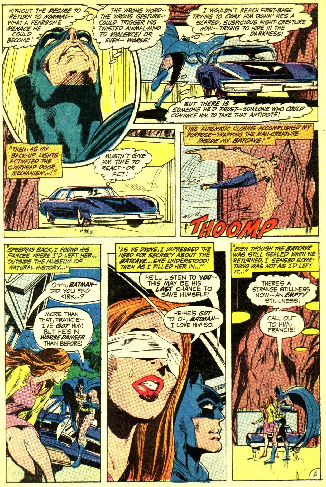 Detective Comics (1937) 407 Page 6