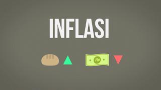 penyebab inflasi
