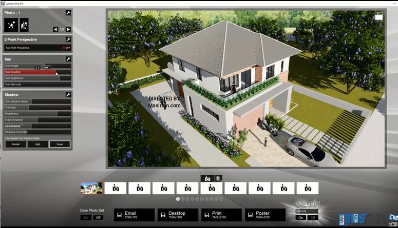 92+ Ide Desain Rumah Villa 2 Lantai HD Gratid Download Gratis