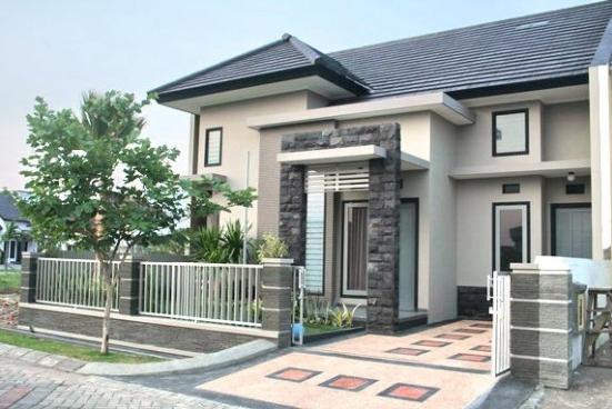 Google Image Gambar Desain Rumah Type   Lantai