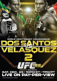 baixar capa UFC 155: Dos Santos vs. Velasquez II   HDTV AVI + RMVB