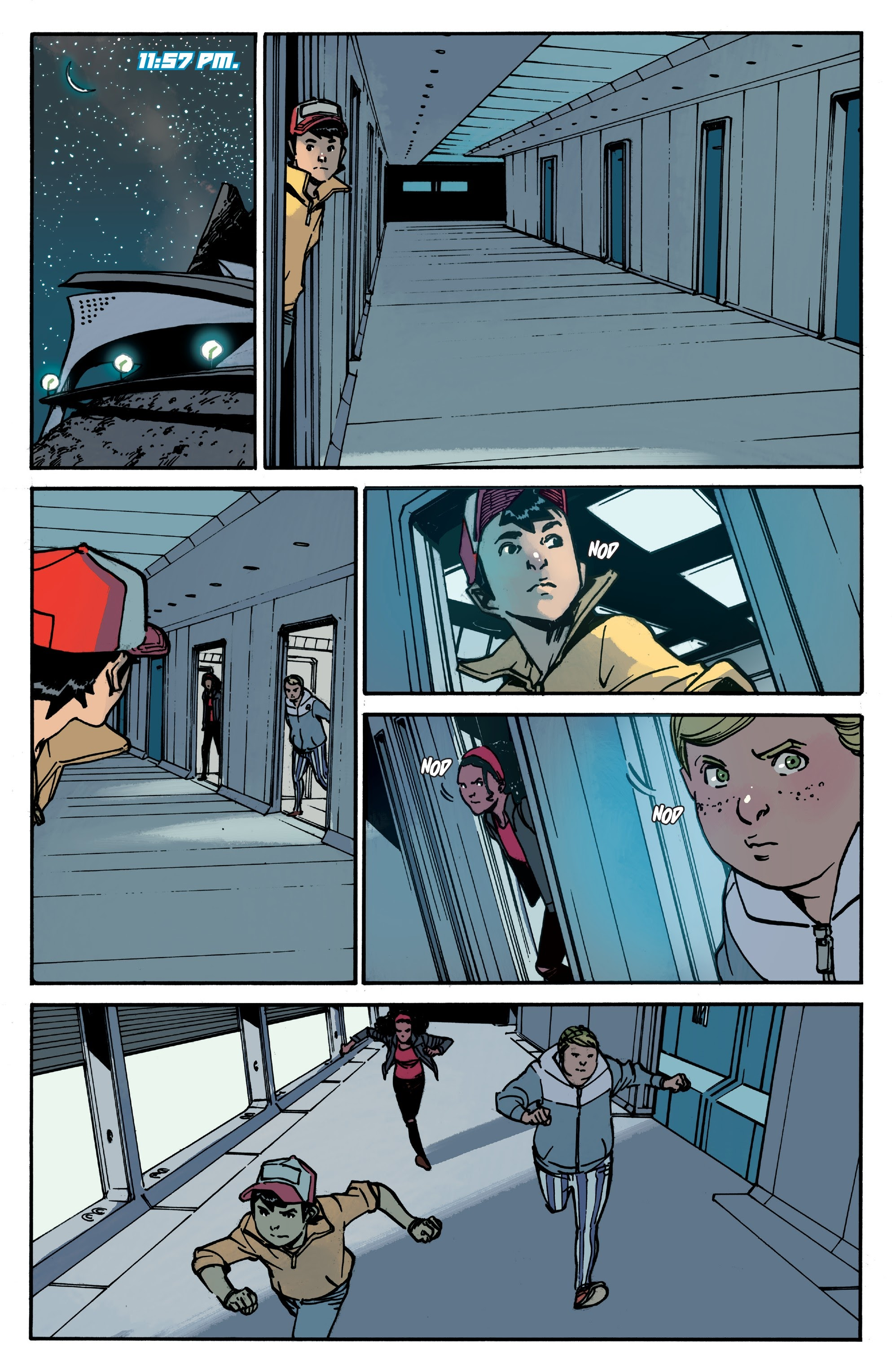 Mech Cadet Yu #_TPB_2 #15 - English 18
