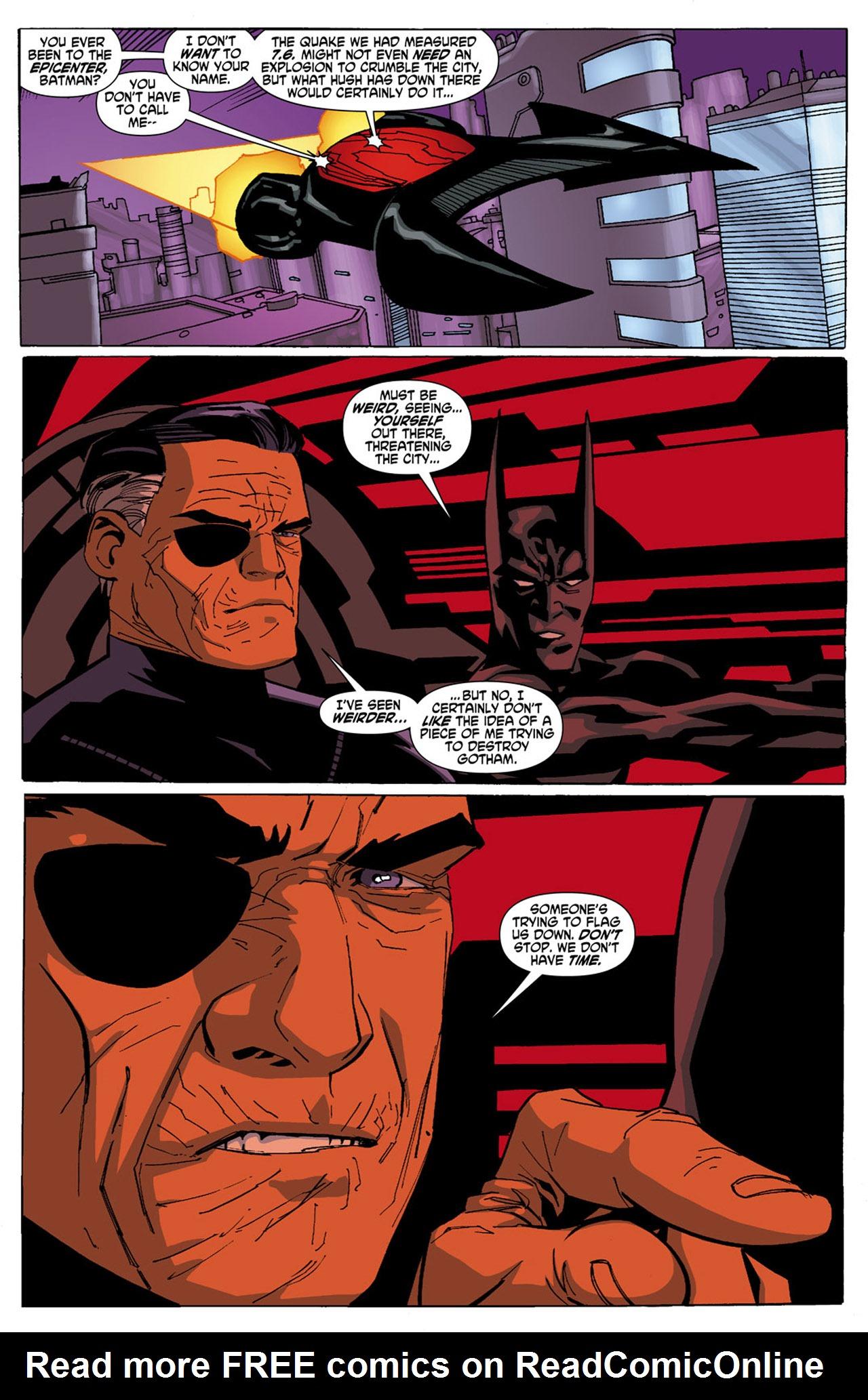 Batman Beyond (2010) Issue #6 #6 - English 6