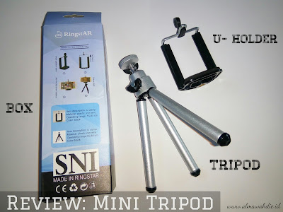 Ringstar Mini Tripod: User Review
