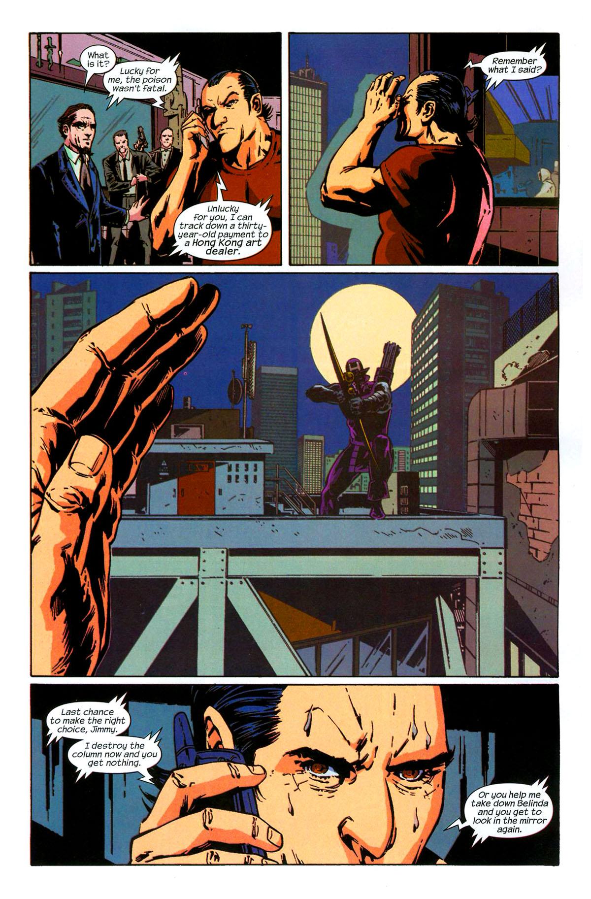 Hawkeye (2003) Issue #6 #6 - English 17