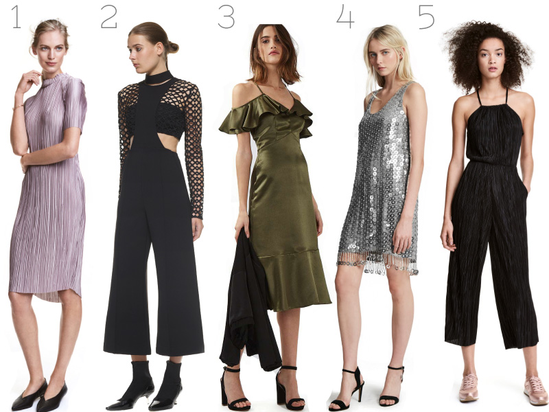 New years eve, dress inspiration, jumpsuit, self-portrait, Dresses