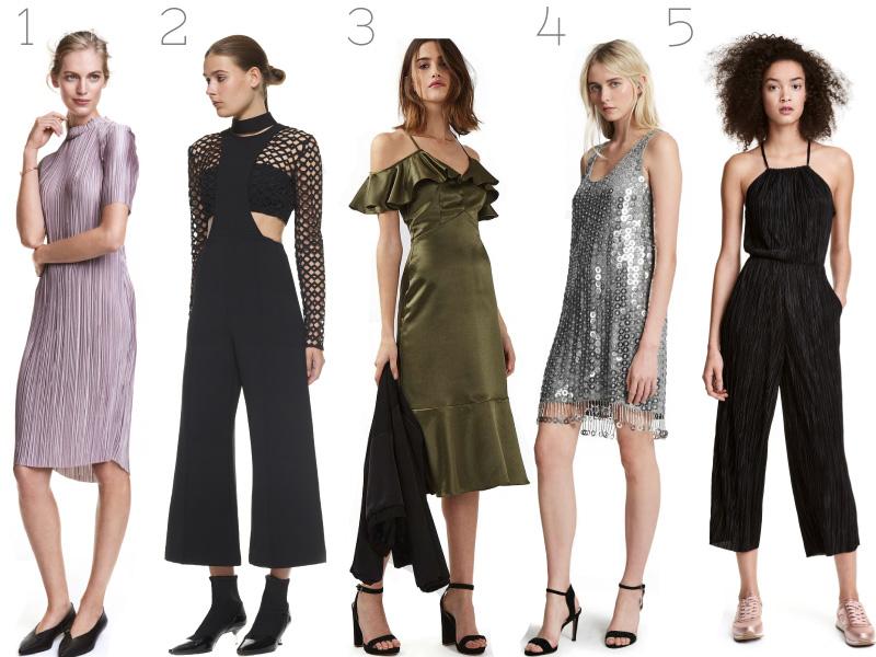 New years eve, dress inspiration, jumpsuit, self-portrait, Dresses