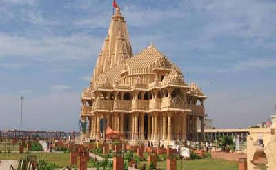 Beautiful Dwarkadhish temple, Gujarat