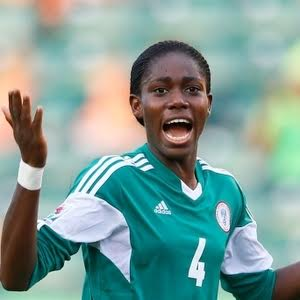 'Super Falcons won't disappoint at AWCON'- Arsenal Ladies forward Asisat Oshoala