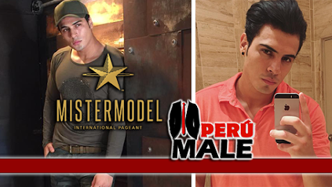 Mister Model International Peru 2017