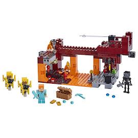 Minecraft The Blaze Bridge Lego Sets