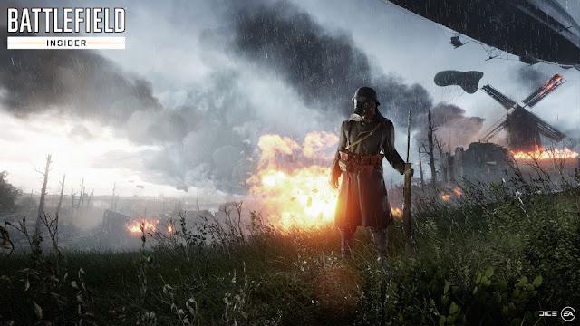 Novo video de Battlefield 1 em uma partida completa, usando da potência de uma GTX 1080.