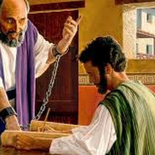 Resultado de imagem para Qual a profissão do Apóstolo Paulo ?