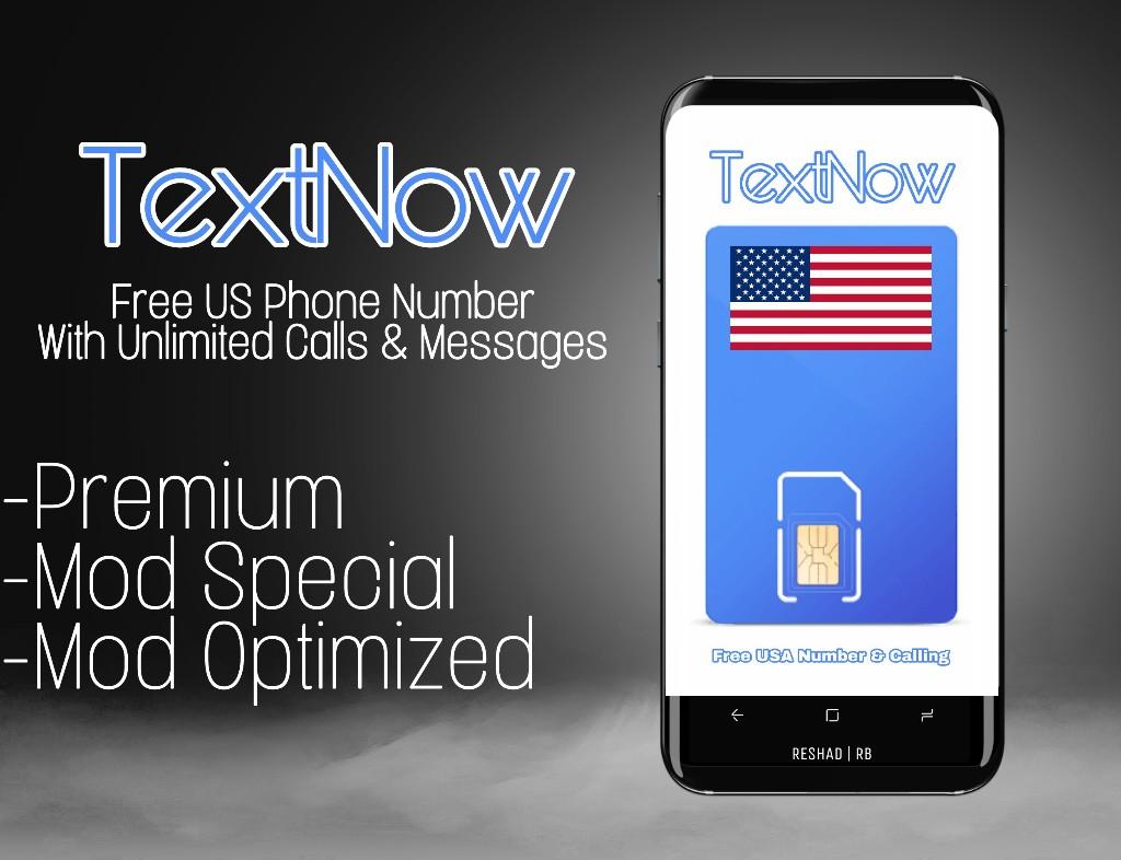 Textnow premium apk no ads | TextNow Premium APK v6 7 0 1