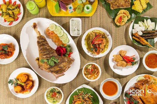 iconic hotel penang buffet ramadhan