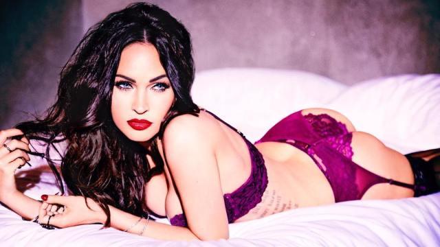Megan Fox enloquece a sus seguidores al posar en sexy lencería