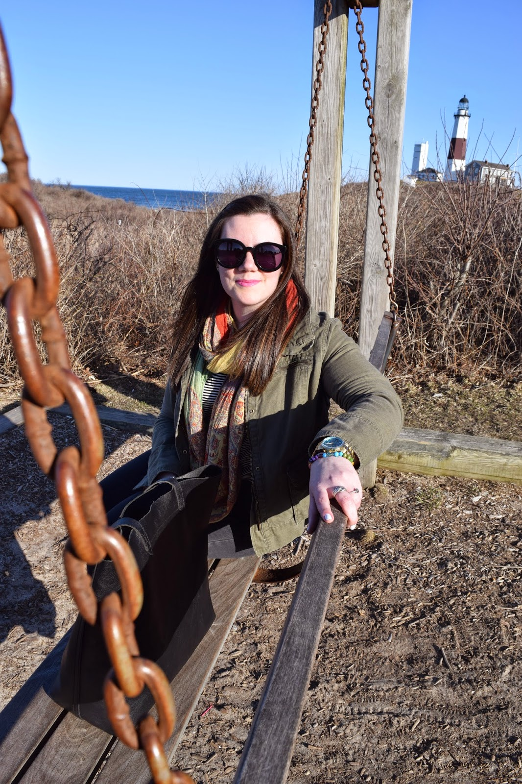 Sequins and Skulls: Meet Me In Montauk, Part 3