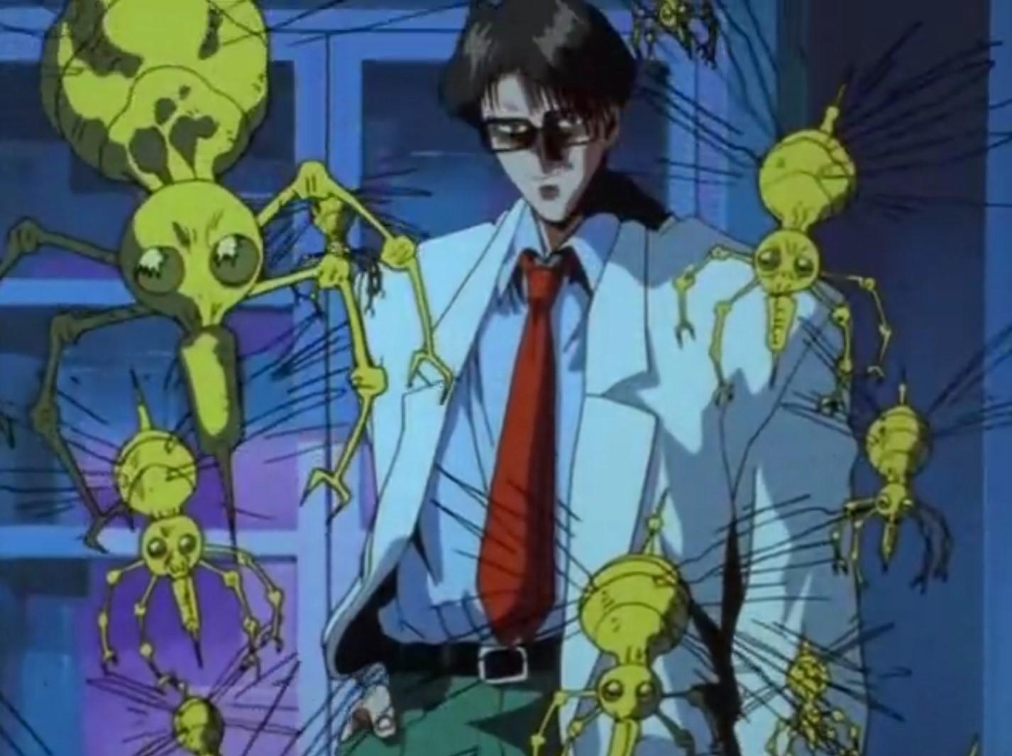 Yu Yu Hakusho Dublado: Episódio 73 – Doutor, o Misterioso Inimigo
