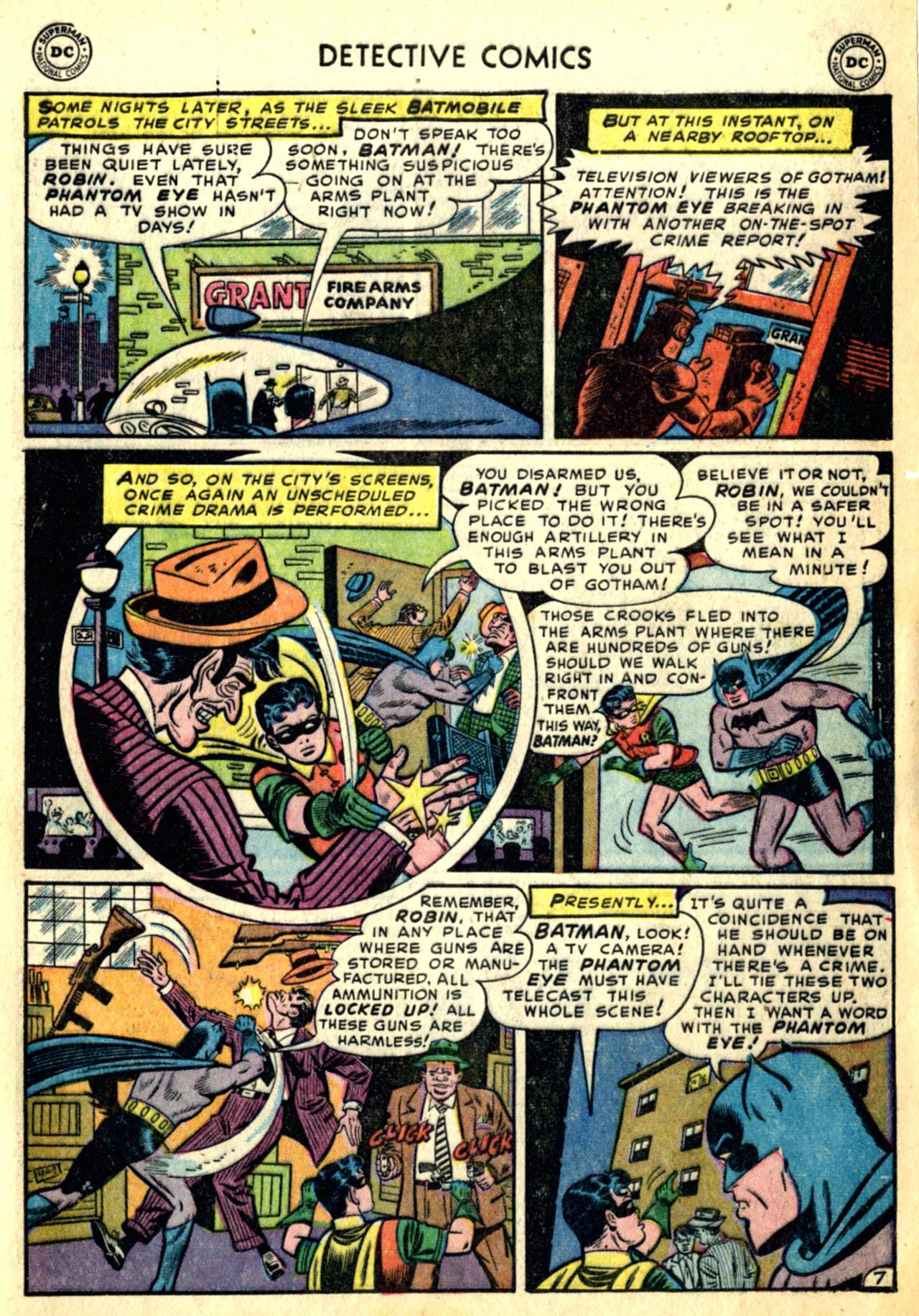 Detective Comics (1937) 192 Page 8