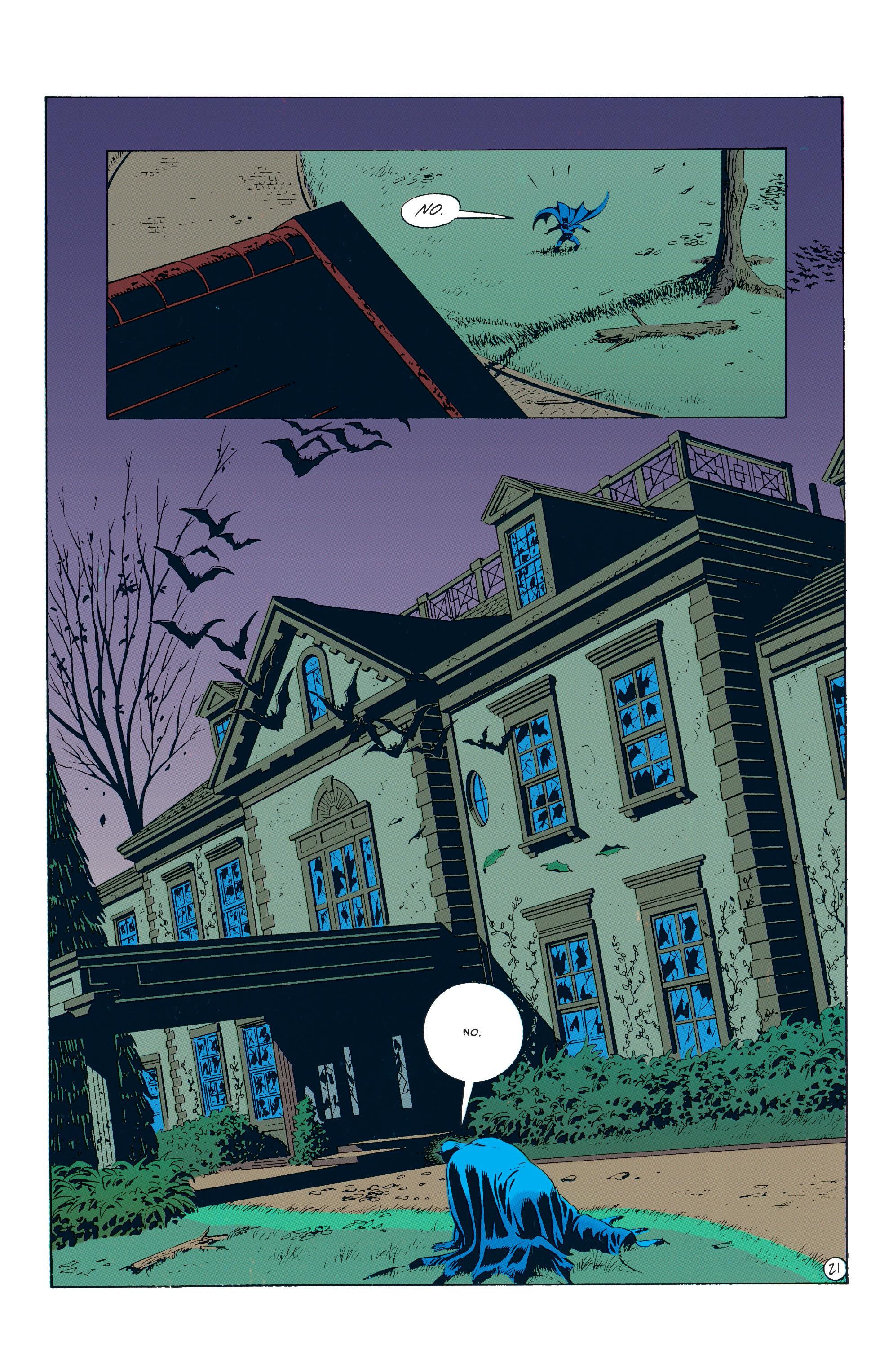 Detective Comics (1937) 678 Page 21