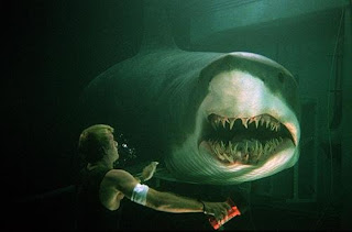 Deep Blue Sea 1999 shark movie