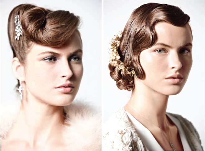 Gorgeous Wedding Hair Tutorials Belle The Magazine - Classic hairstyle tutorials