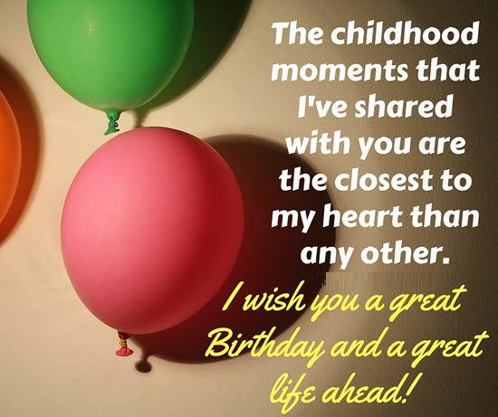 Wishes Quotes Images HD for Birthday on Facebook