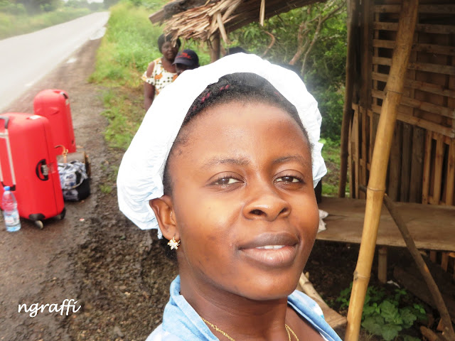 Traveling in Cameroon, tourism, Mbanga, Douala, Yaounde, rainy season, forest, roads, highway