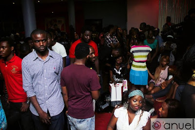 guests at one mic naija