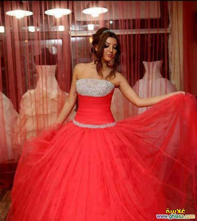 78d383711 صور فساتين خطوبة جديدة , احدث فساتين خطوبة 2016 , Dresses Engagement 2015  splendor