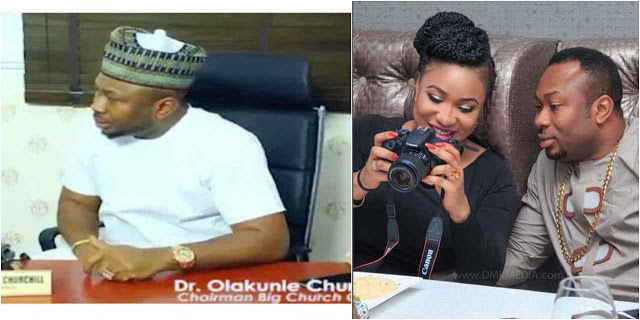 Image result for Tonto Dikeh's Ex-Hubby, Churchill Donates Life Saving Ambulance To Nigeria Fire Service