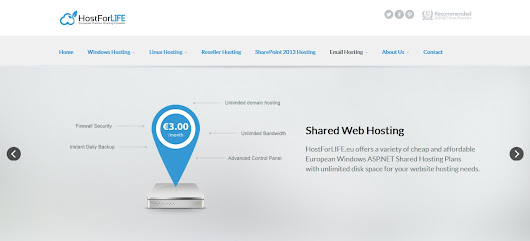HostForLIFE.eu vs elastichosts Hosting - Best ASP.NET 2.2.1 Hosting Comparison