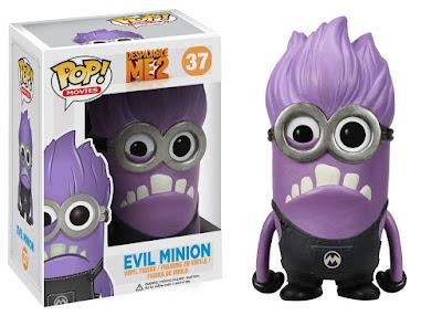 Evil Minion Funko Pop