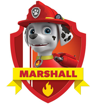 Paw Patrol Free Printable Mini Kit Of Marshall Is It For PARTIES