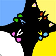 animal ribbon(English)