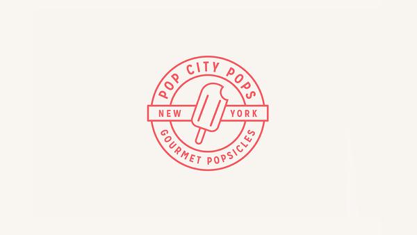Trend Desain Logo 2017 - Line Art