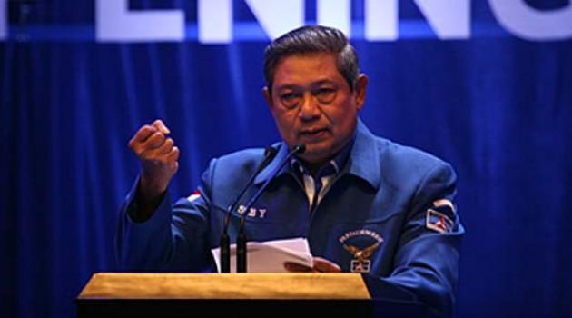 Ketika SBY Jilat Ludah Sendiri : Kaum Politisi Jangan Goda TNI dan Polri Terjun ke Politik Praktis!