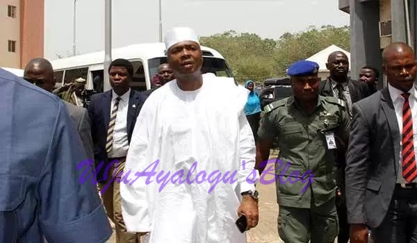 Saraki, Ngwuta, others may forfeit alleged undeclared assets