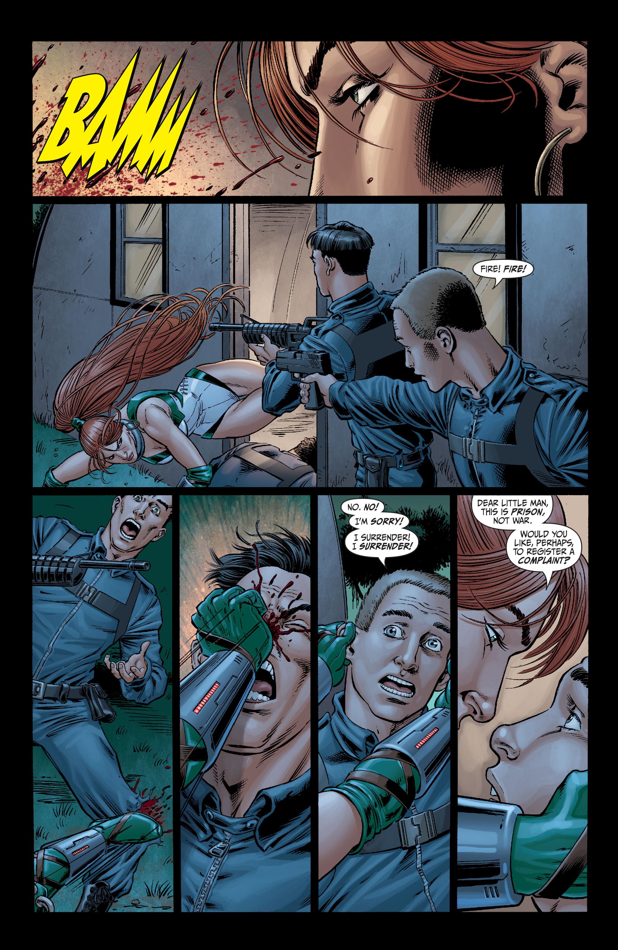Read online Secret Six (2008) comic -  Issue #12 - 20