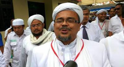 Habib Rizieq: Menghina Agama Lain Sah-Sah Saja, Asal Jangan Islam?
