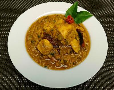 Makai Murgh - Chicken And Corn Curry