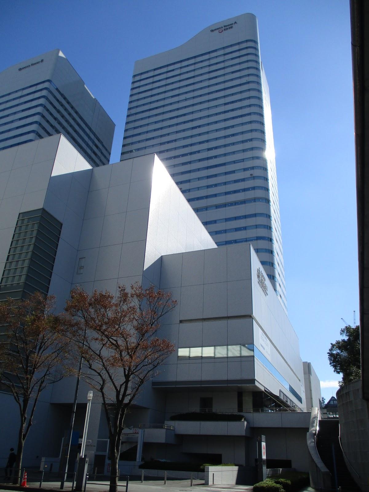 クィーンズ スクエア 横浜