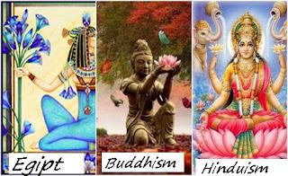Floarea de lotus - Simbol şi semnificaţie