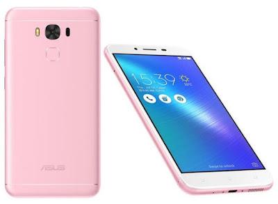 asus zenfone 3 max zc553kl pink